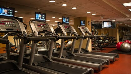 Fitness Facility | Kingsgate Hotel and Conference Center