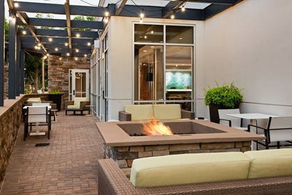 Balcony | SpringHill Suites by Marriott Ocala