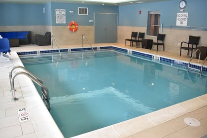 Pool | Holiday Inn Express And Suites Boston South - Randolph