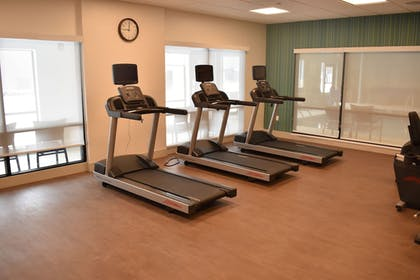 Fitness Facility | Holiday Inn Express And Suites Boston South - Randolph