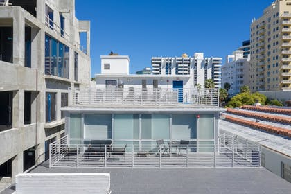 Balcony | The Getty Suites