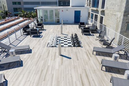 Game Room | The Getty Suites