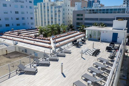 Sundeck | The Getty Suites