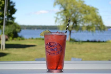 Food and Drink | Buzz's Lakeside Inn