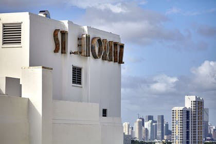 Exterior detail | Loews Miami South Beach