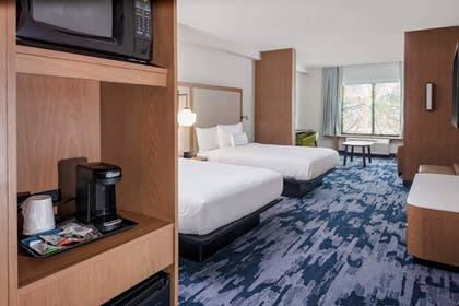 Room | Fairfield Inn & Suites by Marriott Memphis Collierville