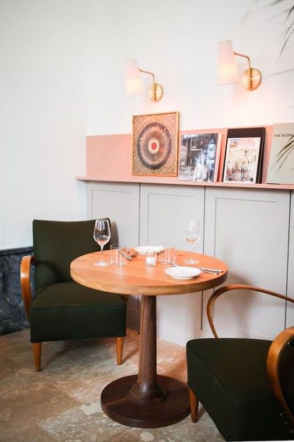 Restaurant | HOTEL KINSLEY