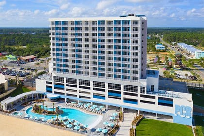Exterior | SpringHill Suites by Marriott Panama City Beach Beachfront