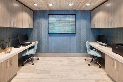 Business Center | SpringHill Suites by Marriott Panama City Beach Beachfront