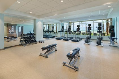 Fitness Facility | SpringHill Suites by Marriott Panama City Beach Beachfront