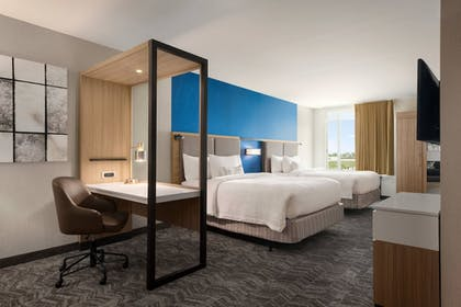 Room | SpringHill Suites by Marriott Milwaukee West/Wauwatosa