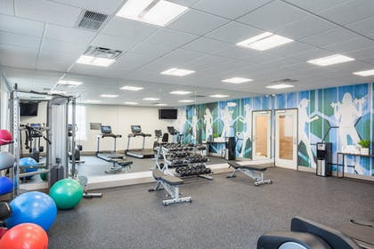 Fitness Facility | Best Western Premier Hotel at Fisher's Landing
