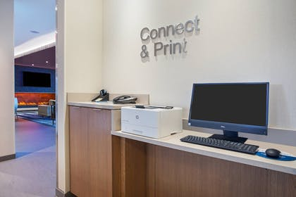 Business Center | Fairfield Inn & Suites by Marriott Pigeon Forge