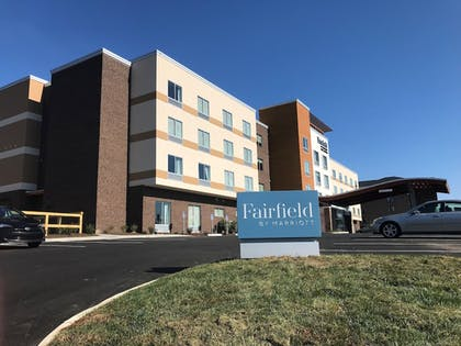 Hotel Entrance | Fairfield Inn & Suites by Marriott Pigeon Forge
