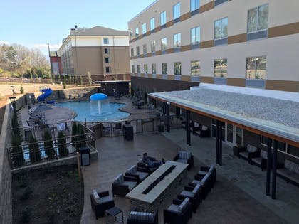 Outdoor Pool | Fairfield Inn & Suites by Marriott Pigeon Forge
