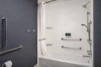 Bathroom | Residence Inn by Marriott Lubbock Southwest