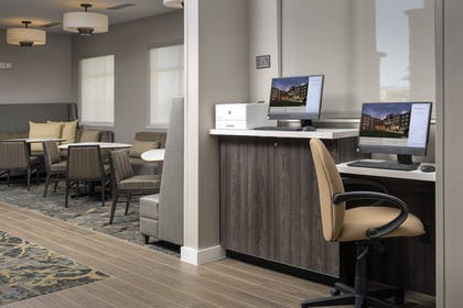 Business Center | Residence Inn by Marriott Lubbock Southwest