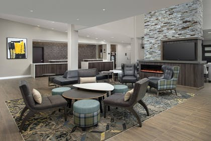 Hotel Interior | Residence Inn by Marriott Lubbock Southwest