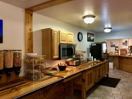 Food and Drink   Yellowstone Village Inn and Suites