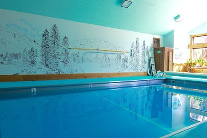 Indoor Pool | Yellowstone Village Inn and Suites