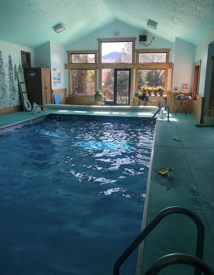 Pool | Yellowstone Village Inn and Suites