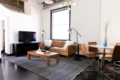 Living Area | Bode Chattanooga