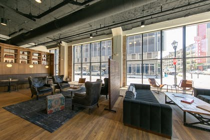 Lobby Sitting Area | Bode Chattanooga