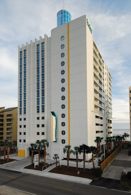 Front of Property | Seaside Resort by Capital Vacations