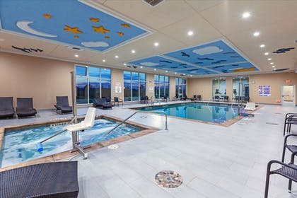 Indoor Pool | Holiday Inn Amarillo East