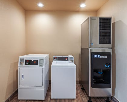 Laundry Room | Holiday Inn Amarillo East