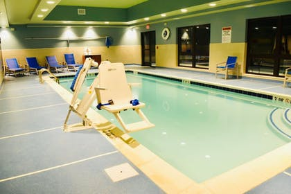 Pool | Holiday Inn Express And Suites Middletown