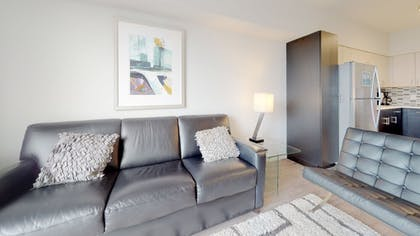 Living Area | Hollywood Walk of Fame Condos by Barsala
