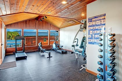 Fitness Studio | Snug Harbor Resort