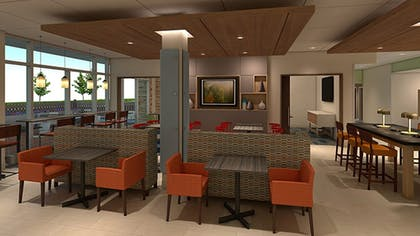 Restaurant | Holiday Inn Express And Suites Forney