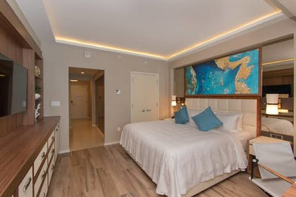   Luxury Beachfront Studio-with Daily Cleaning