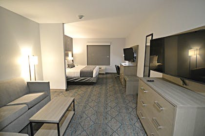Room | Best Western Plus Executive Residency Oklahoma City I-35