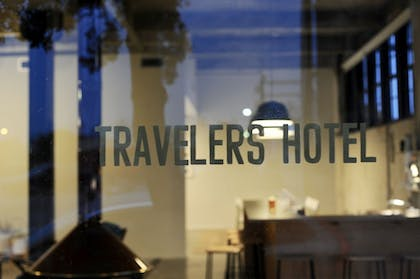 Hotel Front | Travelers Hotel