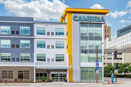 Front of Property | Cambria Hotel Milwaukee Downtown