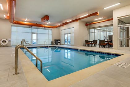 Indoor Pool | Cambria Hotel Milwaukee Downtown