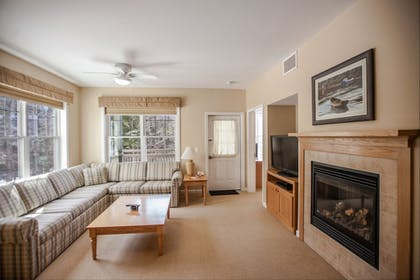 Living Area | Smuggler's Notch Resort by Resort Stay