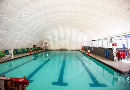 Indoor Pool | Smuggler's Notch Resort by Resort Stay