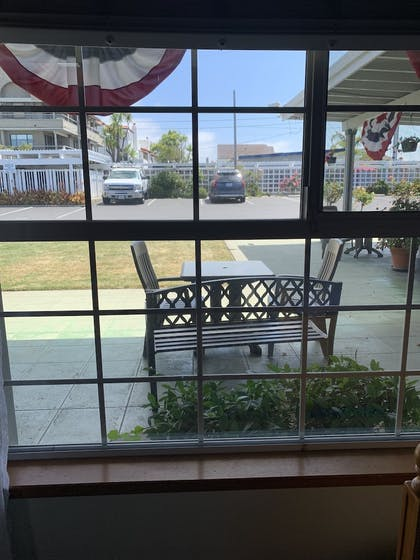 Garden View | Edgewater Beach inn and suites