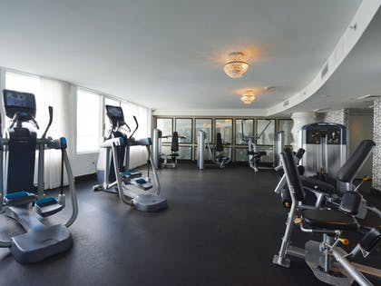 Sports Facility | Miami World Rental - Mondrian 608