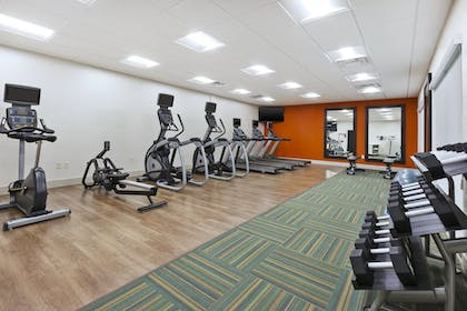 Fitness Facility | Holiday Inn Express And Suites Painesville - Concord