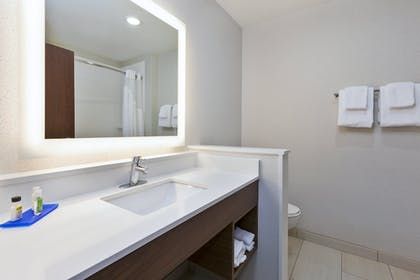 Bathroom | Holiday Inn Express And Suites Painesville - Concord