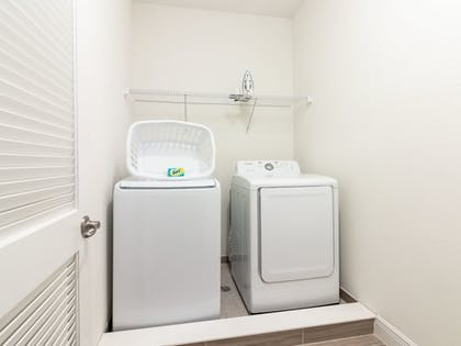 Laundry | Margaritaville Cottages Orlando by VStays