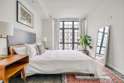 Guestroom View | 138 Bowery