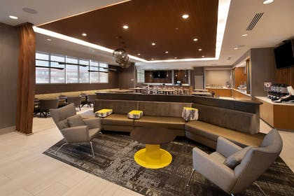 Lobby | SpringHill Suites by Marriott Reno
