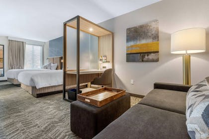 Room | SpringHill Suites by Marriott Charlotte Southwest