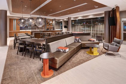 Interior | SpringHill Suites by Marriott Tifton